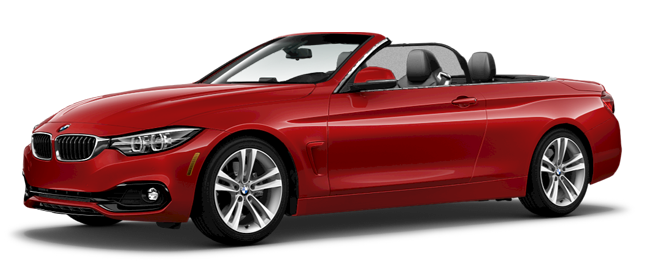 New 2019 BMW 430i Convertible