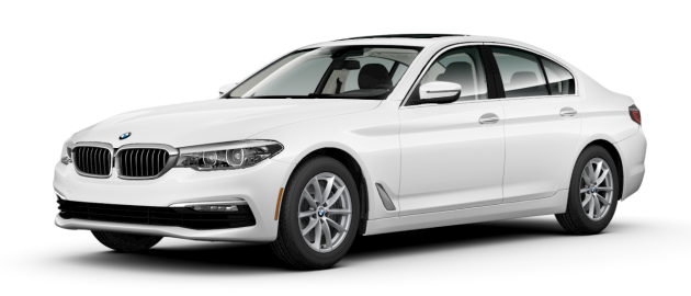 New 2017 BMW 540i Sedan