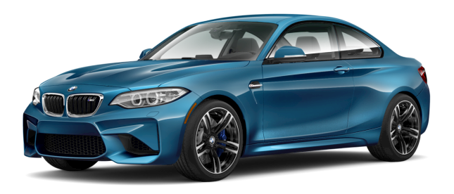 New 2017 BMW M2 Coupe