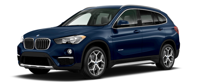 New 2017 BMW X1 xDrive28i