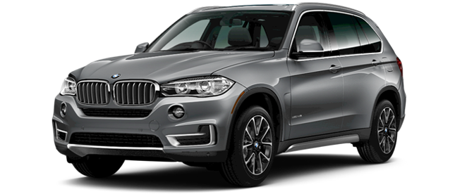 New 2017 BMW X5 xDrive35d
