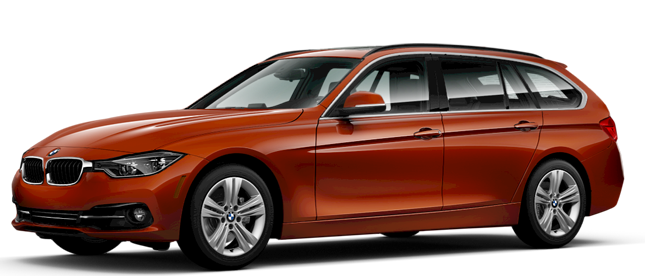 New 2018 BMW 330i xDrive Sports Wagon