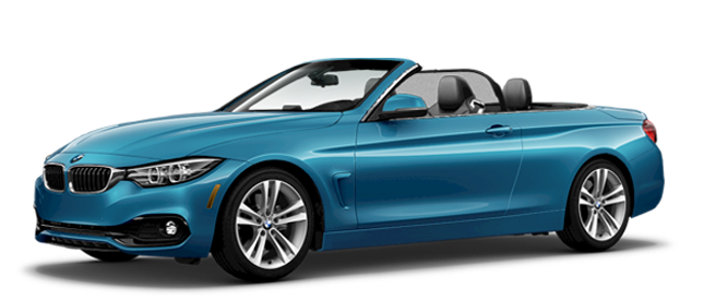 New 2018 BMW 430i Convertible
