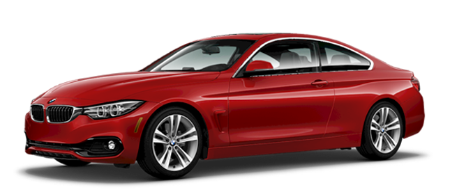 New 2018 BMW 430i Coupe