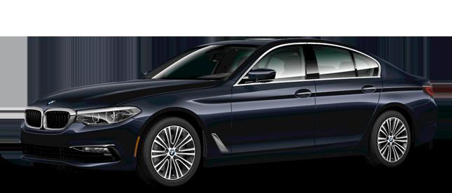New 2018 BMW 540i Sedan