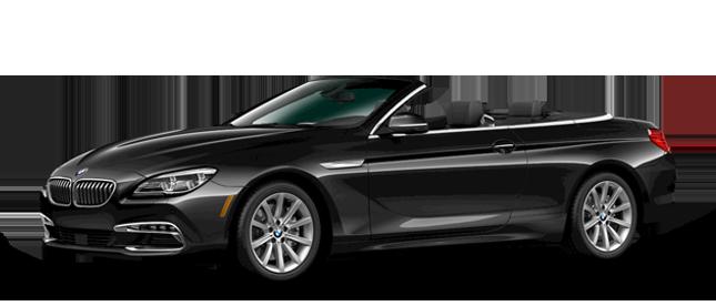 New 2018 BMW 640i Convertible