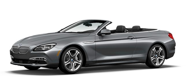 New 2018 BMW 650i Convertible
