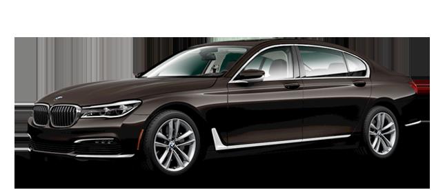 New 2018 BMW 750i Sedan