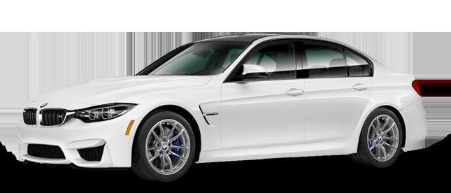 New 2018 BMW M3 Sedan