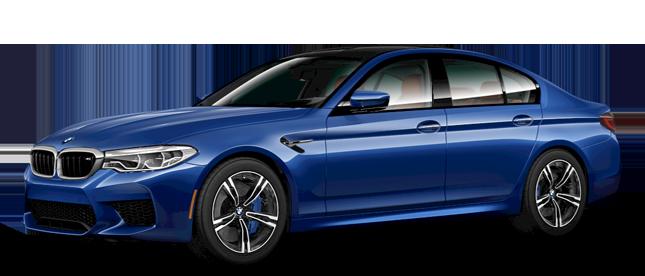New 2018 BMW M5 Sedan