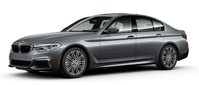 New 2018 BMW M550i xDrive Sedan