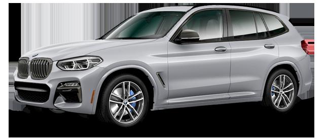 New 2018 BMW X3 M40i