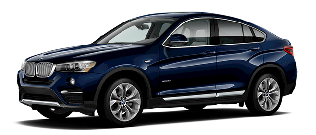 New 2018 BMW X4 xDrive28i