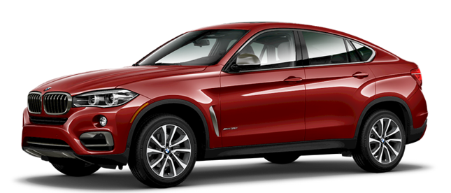 New 2018 BMW X6 xDrive35i