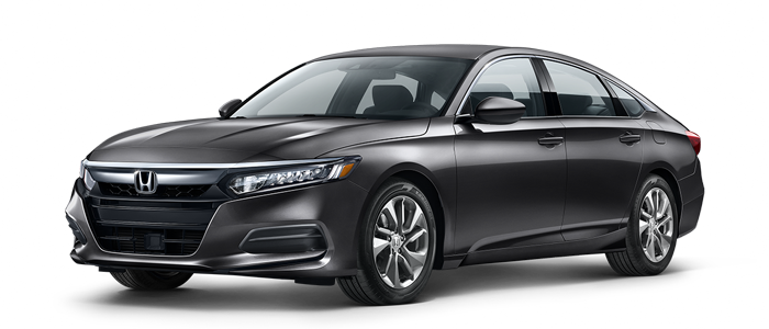 ALL NEW 2018 Honda Accord Sedan LX Automatic