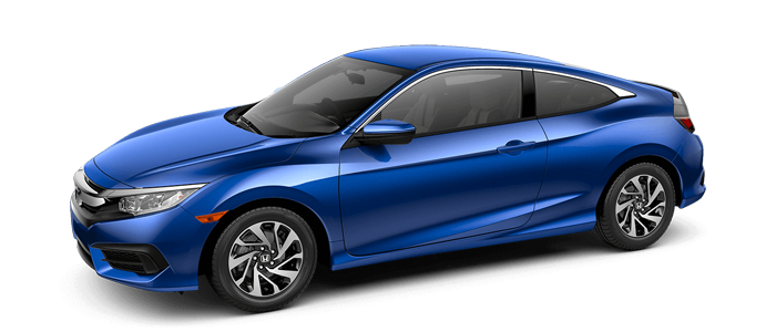 New 2018 Honda Civic Coupe LX 2.0 6-speed