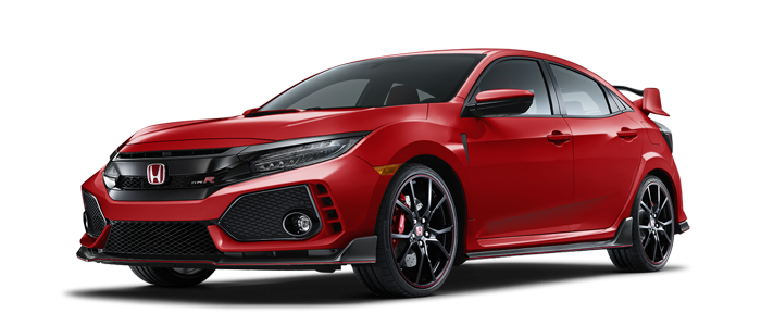 View Honda Civic Type R offers in Miami