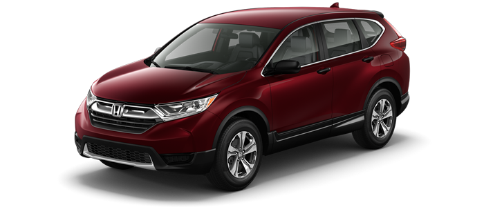 New 2018 Honda CR-V LX 2WD Automatic