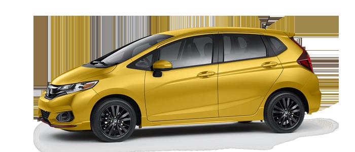 New 2018 Honda Fit Sport Automatic