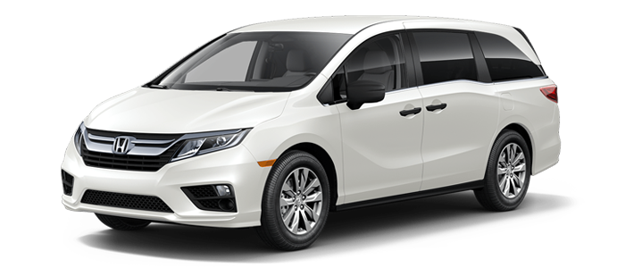 ALL-NEW 2018 Honda Odyssey LX Automatic