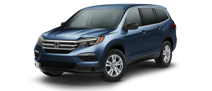 south motors honda pilot special lease  finance offers