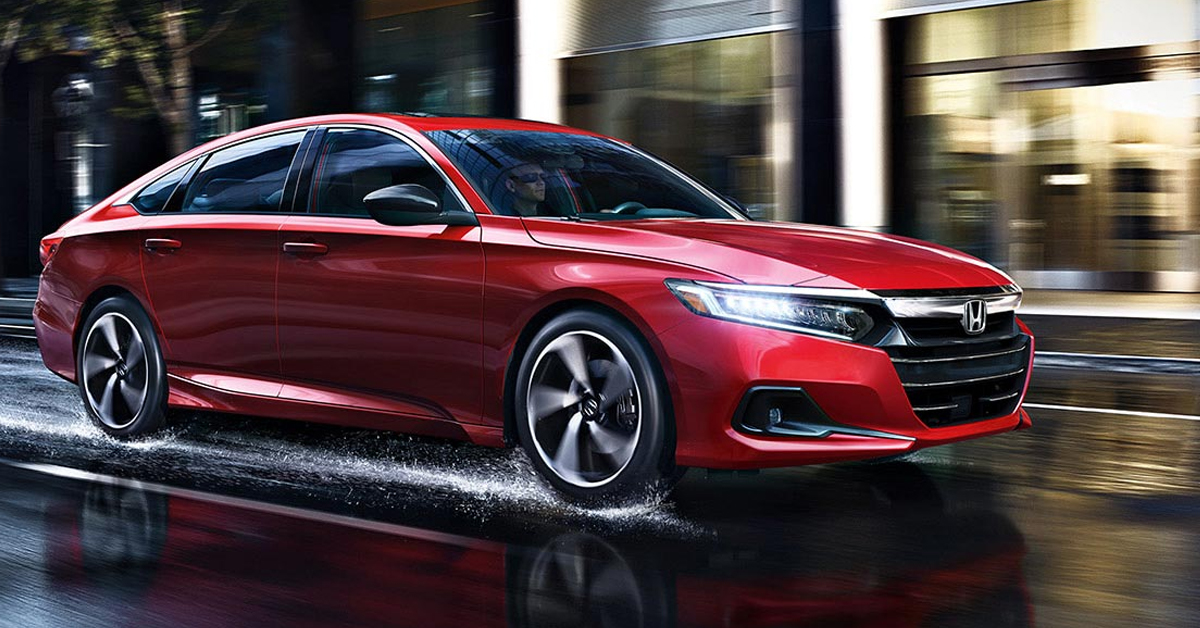 Honda Accord 10Best