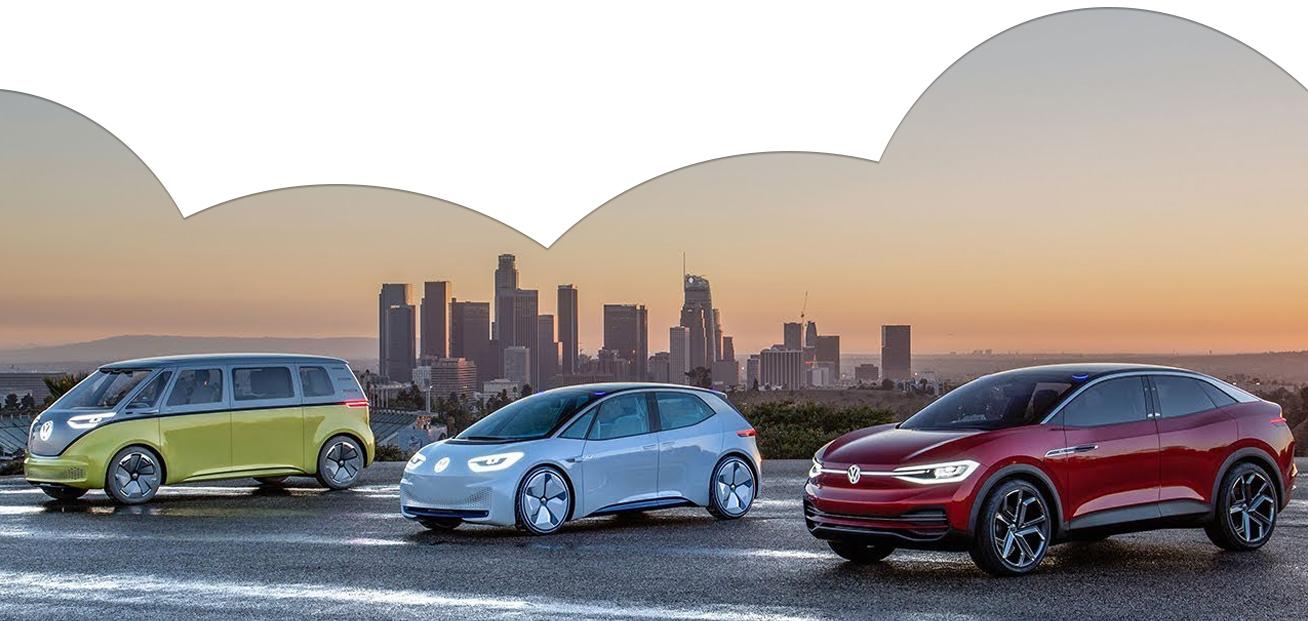 Volkswagen electric vehicles in Miami, FL