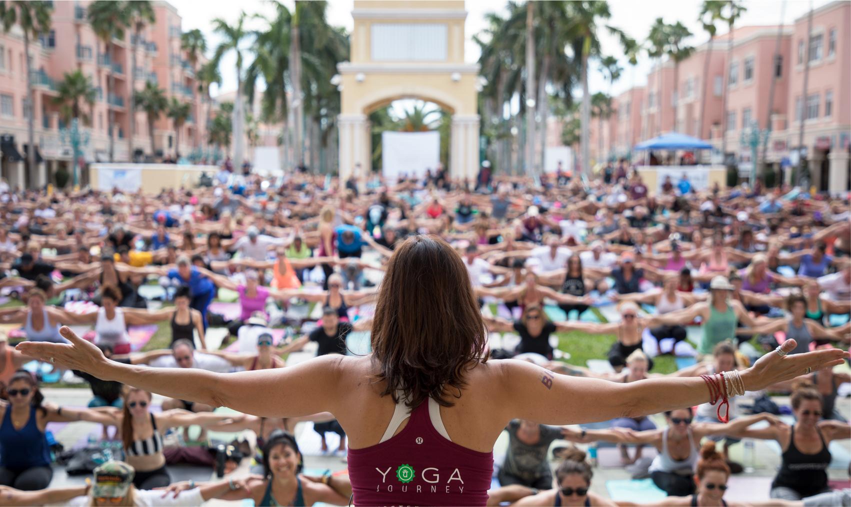 Yoga Event
