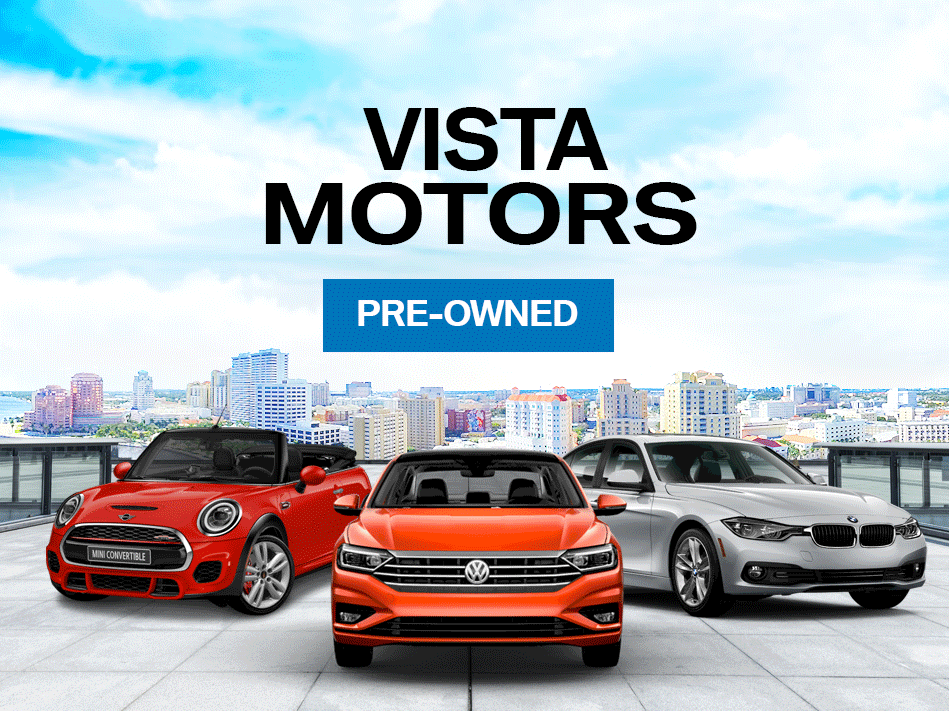 Vista Motors Service in North Broward