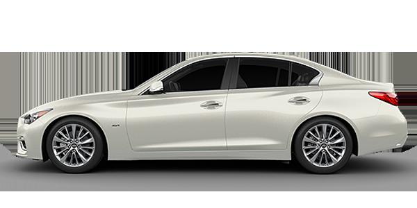 New 2018 INFINITI Q50 3.0t LUXE AWD