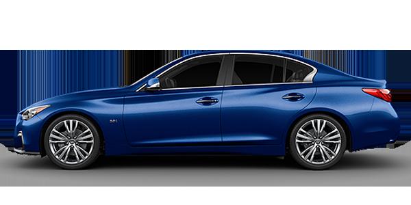 INFINITI Certified Pre-Owned Q50 Sedan