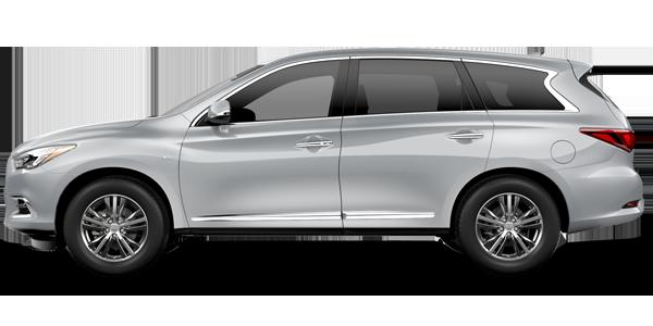 New 2019 INFINITI QX60 3.5 LUXE AWD