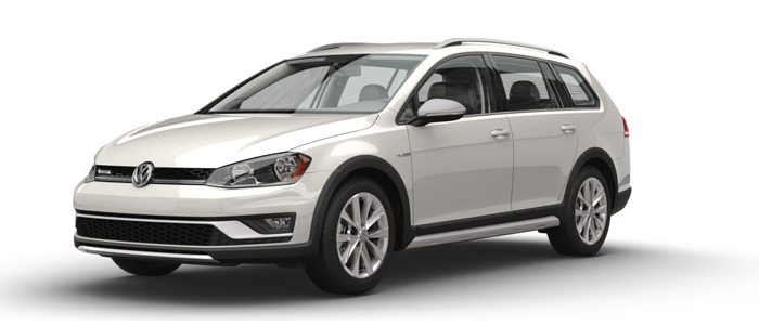 New 2017 Volkswagen Golf Alltrack S