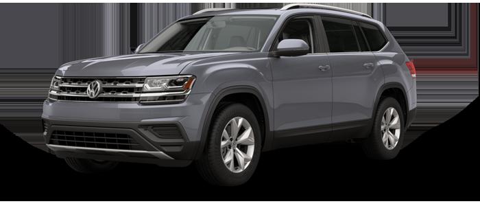 New 2018 Volkswagen Atlas S 2.0T