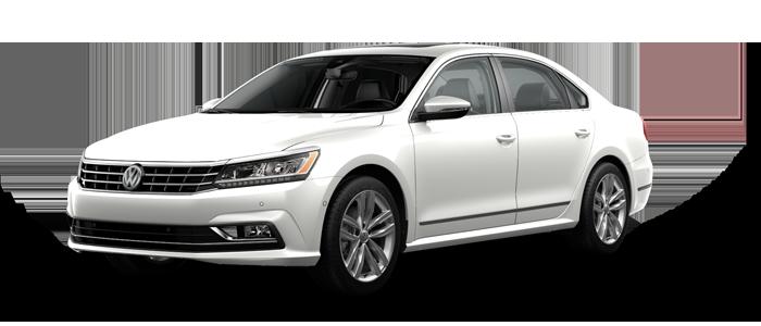 New 2018 Volkswagen Passat SEL Premium